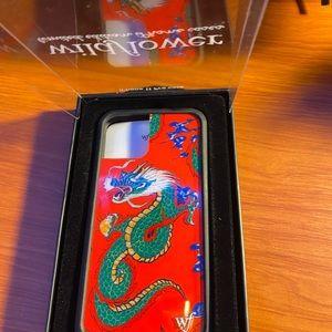 iphone 11 pro wildflower case